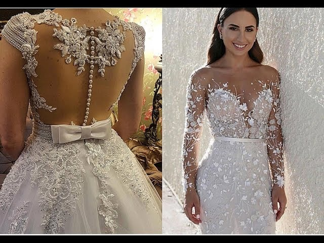 Top 10 Most Beautiful Wedding Dresses in The World NEW