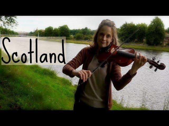 Rob Roy MacGregor Brenda Stubbert's Reel ~ Fiddle Tunes!