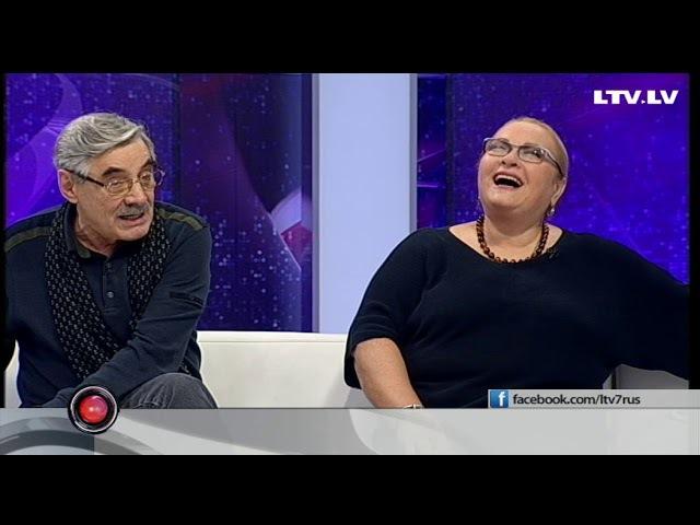 Нина Усатова и Александр Панкратов-Чёрный
