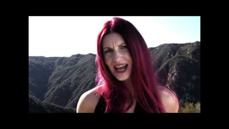Katra Solopuro featuring House of Fury Gypsy Lies - (Official Video)