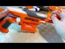 Новинка НЕРФ с самыми точными стрелами Бластер Nerf Elite Accustrike Falconfire
