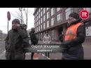 Патрульна поліція кришує незаконну парковку біля КМДА