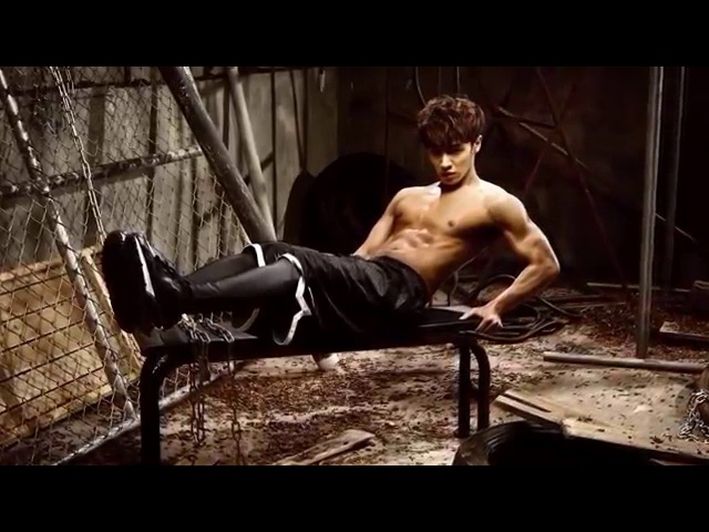 KiKwang (B2ST) _ ABS SHIRTLESS