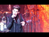 Adam Lambert Nile Rodgers Sam Sparro SHADY We Are Family Foundation Gala NYC HD 1.31.2013