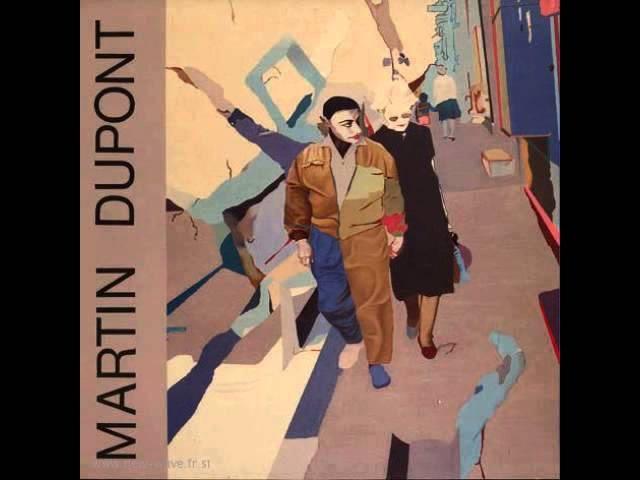 Martin Dupont - Bent at the Window