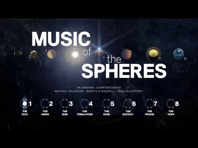 Music of the Spheres | Definitive Edition | Martin O'Donnell, Michael Salvatori and Paul McCartney