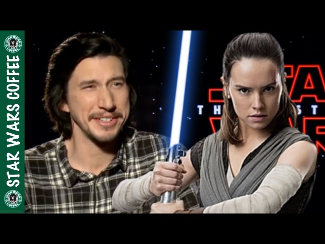 Adam Driver on Kylos Relationship with Rey and What's Next