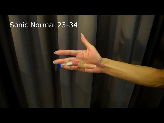 [EMCS] 2 - Enkronidus' Mini Combo Series - Moonwalk Sonic to Around Combo