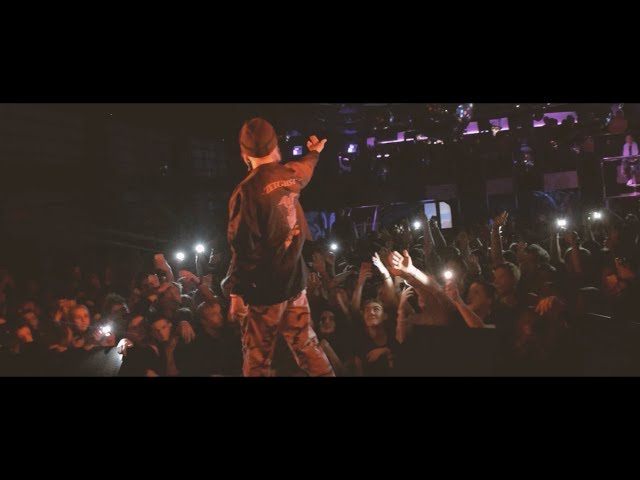 PHARAOH, SMOLENSK 19.11.17 - LONELY STAR TOUR