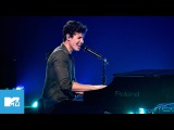 Shawn Mendes Performs 'Stitches' For MTV Unplugged MTV Music