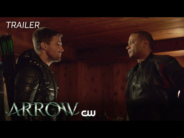 Arrow 6х14 | Collision Course Trailer | The CW