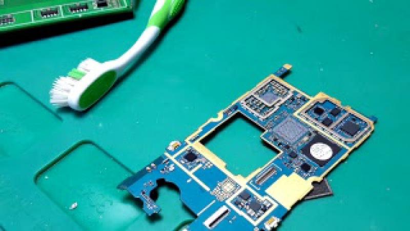 SAMSUNG I9192 emmc replacement трансляция от Хирург