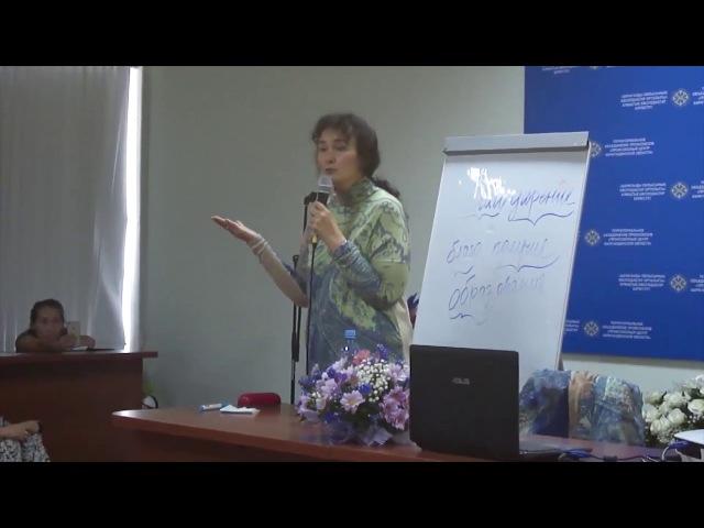 Роль матери. Марина Таргакова