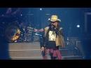 Knockin on Heavens Door Guns N Roses@Madison Square Garden New York 10/16/17