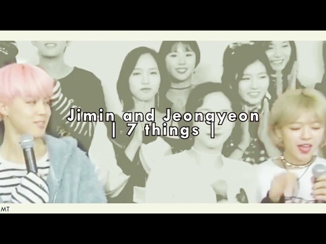 BTS JIMIN AND TWICE JEONGYEON | WHY DO WE HATE EACH OTHER SO MUCH?
