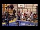 Александр Густафссон - выступление в любительском боксе
