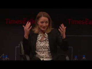 TimesTalks | Jodie Foster and Rosemarie DeWitt https://vk.com/topnotchenglish