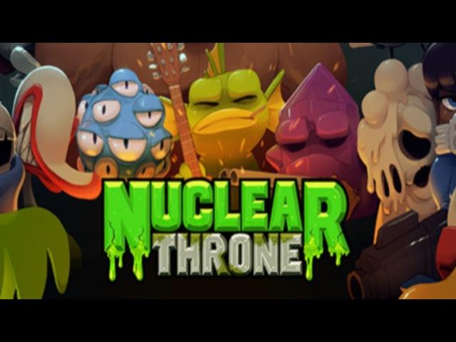 Nuclear Throne Улётные перестрелки мутантов