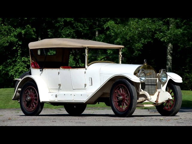 Locomobile Model 48 Sportif '1919