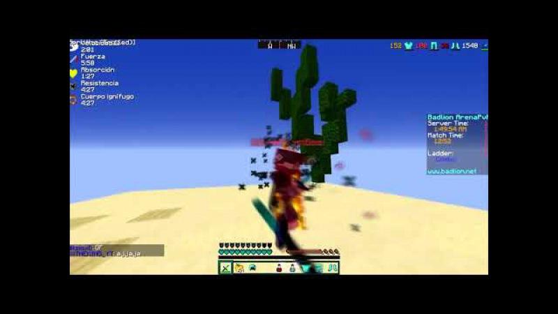 Minecraft PvP Montage Combo Badlion