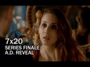 Pretty Little Liars 7x20 Series Finale Clip | A.D. is Alex Drake (Spencer's Twin)
