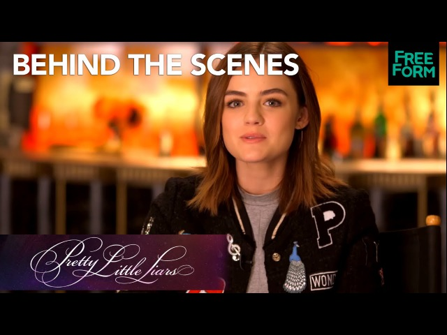 Pretty Little Liars | Aria's Best Fashion Moments | Freeform