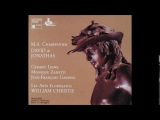 CHARPENTIER David&ampJonathas Les arts florissants William Christie