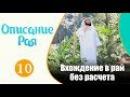 Вхождение в рай без расчета Описание Рая Хасан аль Хусейни №10