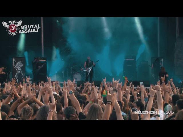 Melechesh- Brutal Assault 20 (live)