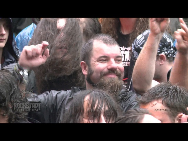 Soulfly - Live at Rockstadt Extreme Fest 2016   HD
