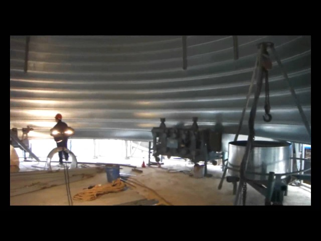 Video silo armado