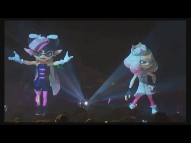 Splatoon 2 Squid Sisters And Off The Hook Duet Tokaigi 2018 (Callie Marie Pearl Marina)