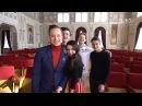 Интервью с Анной Тринчер в проекте Голос. Бекстейдж с Артемом Гагариным