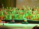 детский танец хитрые лягушки г.Рубцовск