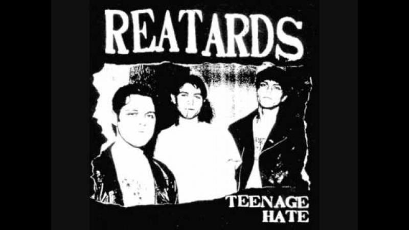 The Reatards It Ain't Me Teenage Hate LP