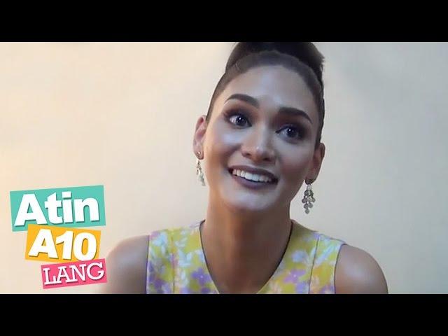 Atin-A10 Lang: Miss Universe 2015 Pia Alonzo Wurtzbach