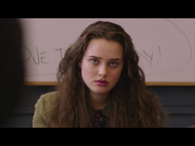 Hannah Baker You Don't Know What It's Like