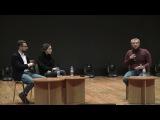 Режиссёр Юрий Быков. Творческая встреча в Бауманке (08.12.2017)
