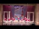 Международный конкурс Душа моей Родины Танец молодого оленя
