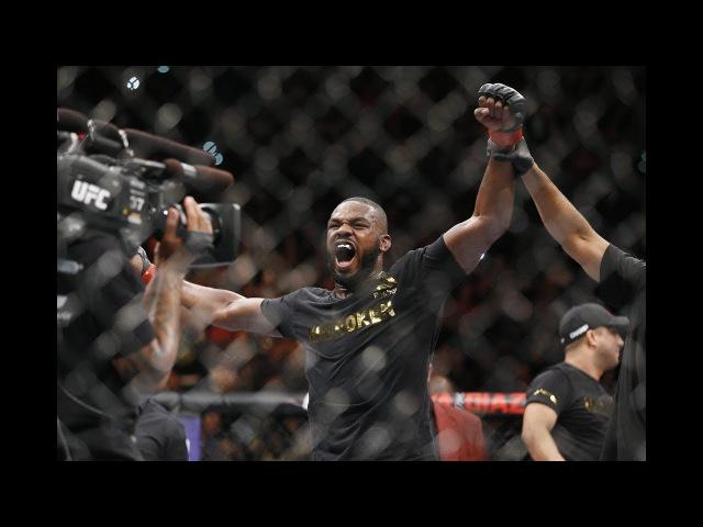 Jon Jones - He is Back UFC 214 HD