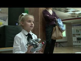 В Белгороде прошел фестиваль «Робофест»