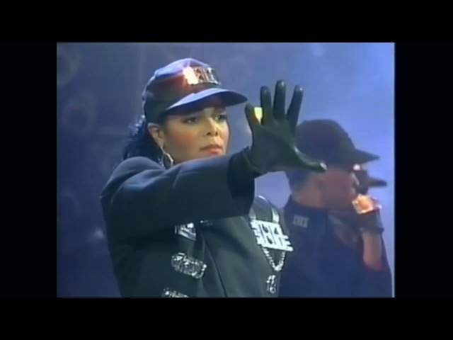 Janet Rhythm Nation Peter's Pop Show 1989