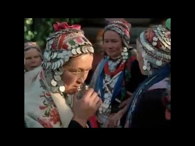 1970г Марийская свадьба в дер Немецсола Изи Кугунур Моркинский район Марий Эл
