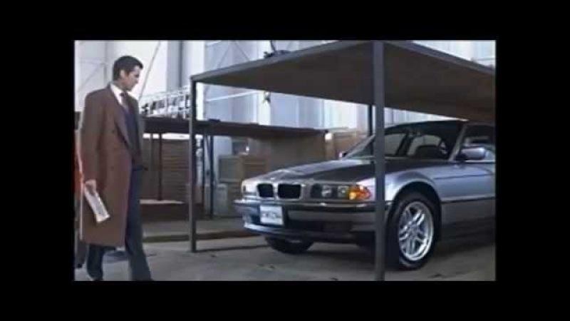 007 BMW 750iL カーチェイスシーン 【E38】