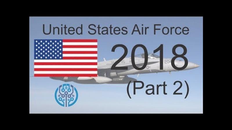 US Air Force 2018 Part 2 Marines Navy Knowledge Bank