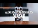 MAK Crazy Sound Technology Blasar reverb (demo)