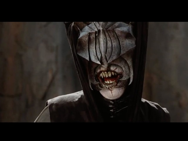 Mouth of Sauron Is Sexy And He Knows It