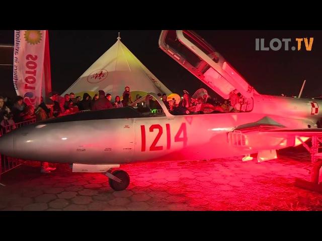 7. Noc w Instytucie Lotnictwa - reportaż