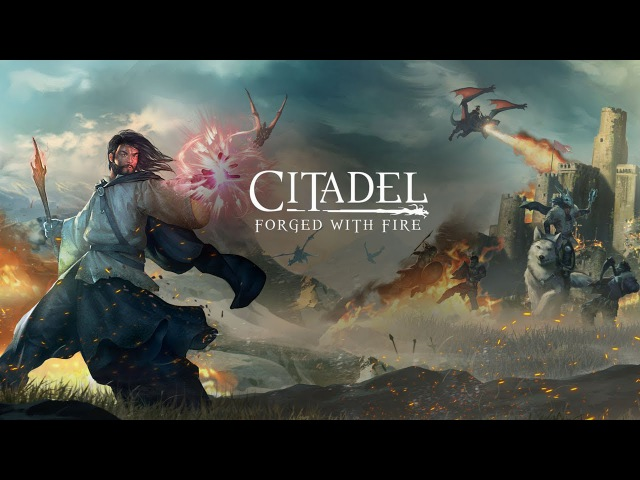 Citadel: Forged With Fire | First Impressions | PvP, PvE, Building Taming
