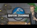 Jurassic World - Raptor Training